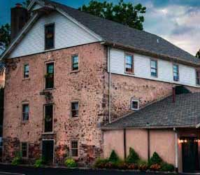 Louies Old Mill in Hatboro, Montgomery County, PA