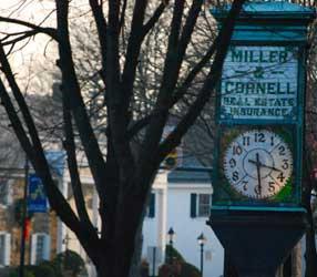 Beautiful downtownHatboro, Montgomery County, PA