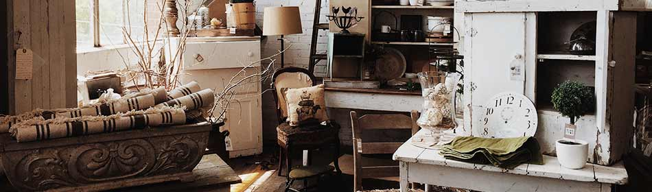 Antique Stores, Vintage Goods in the Hatboro, Montgomery County PA area