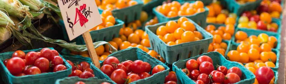 Farmers Markets, Farm Fresh Produce, Baked Goods, Honey in the Hatboro, Montgomery County PA area