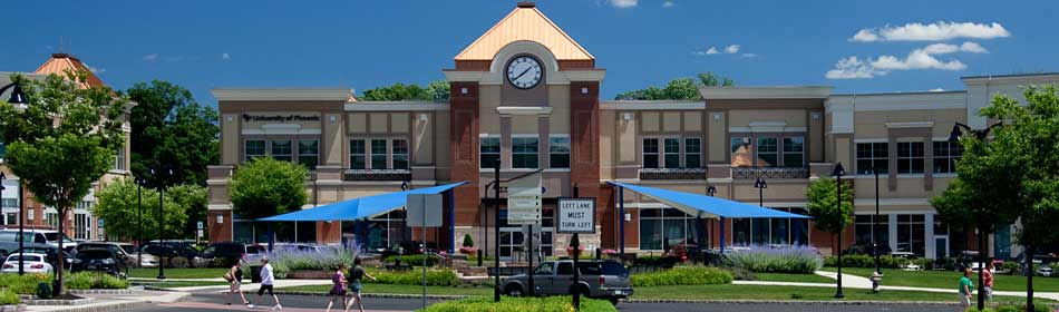 An open-air shopping center with great shopping and dining, many family activities in the Hatboro, Montgomery County PA area